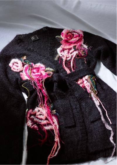 服のコト -日々の暮らしをドラマチックに演出する美しい手仕事-