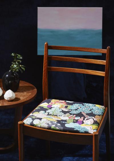 家のコト -代々受け継ぎたいヴィンテージ家具と一点物のアート-