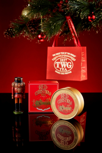 TWG Teaのクリスマスがスタート