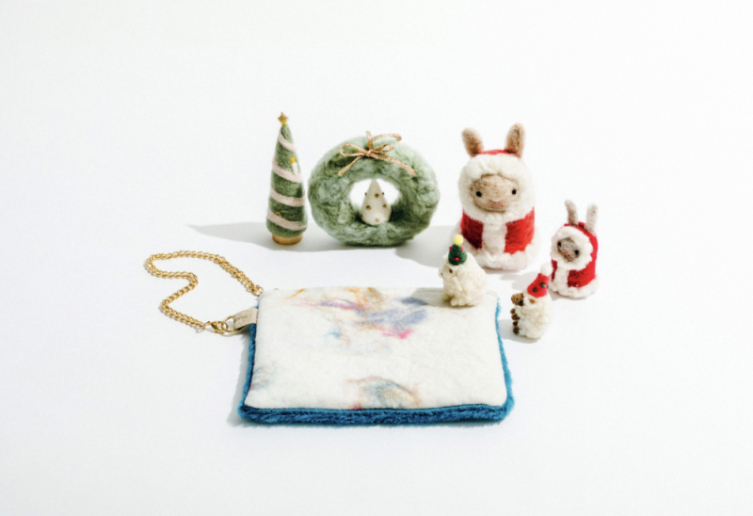 【5F】<TeyneyFelt>羊毛フェルト小物POP-UP
