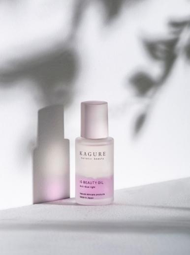 KAGURE holistic beauty 「IG ビューティーオイル」登場