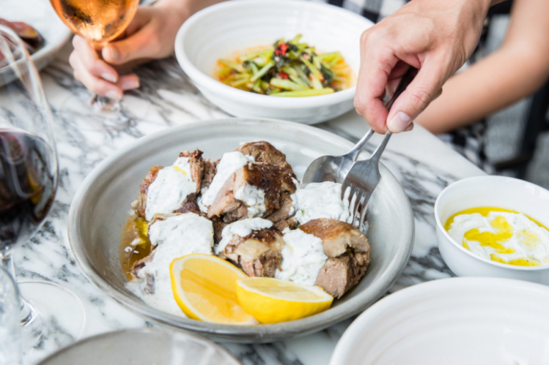 -THE APOLLO- 話題のモダンギリシャ料理 11F