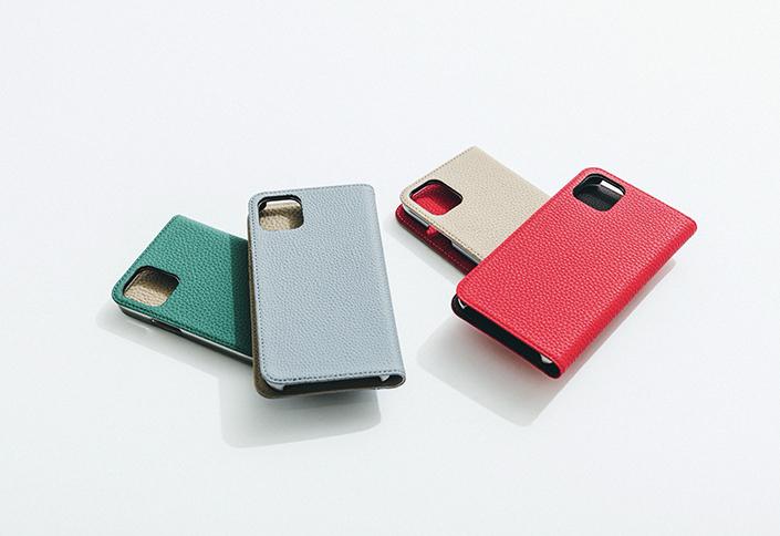 【3F】<FOX>「ロルナパッソーニ」新色iPhoneケース