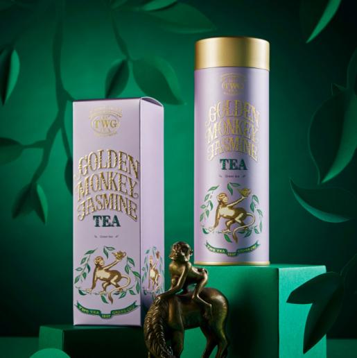 Golden Monkey Jasmine Tea発売