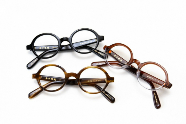 新しい年の新しいメガネ