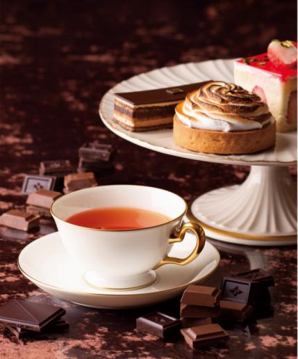 スイーツのように甘く香る紅茶