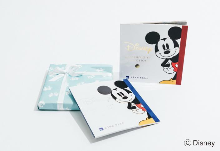 ディズニーの商品を集めた「カタログギフト ディズニー」が登場。