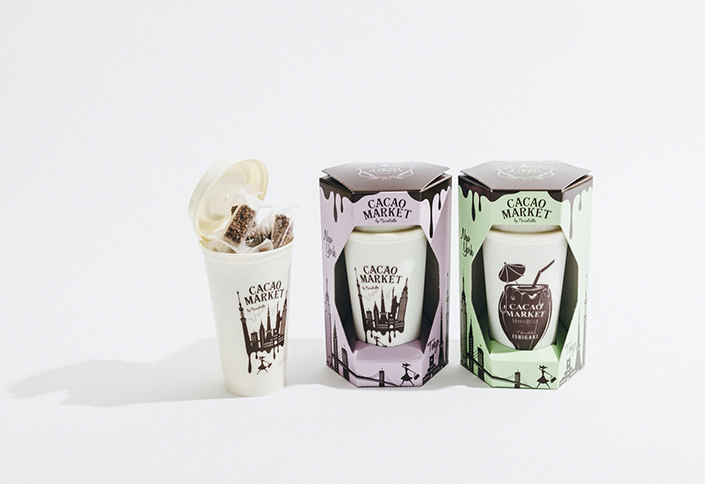 【5F】 <Cacao Market by MARIEBELLE>