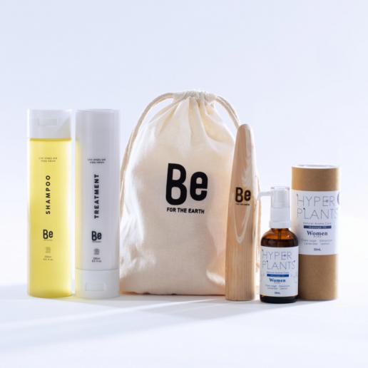 【Be Organic 一周年】限定セット発売