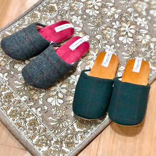【おすすめ】秋冬に向けて足元も暖か素材に模様替え