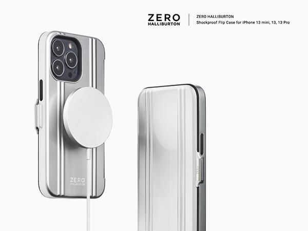 ZERO HALLIBURTON iPhone13 mini/ iPhone13/ iPhone13 Pro 対応ケース!