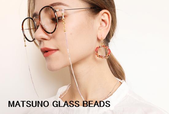 【3F】期間限定ショップ<MATSUNO GLASS BEADS(マツノグラスビーズ )>