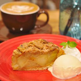 GRANNY SMITH APPLE PIE & COFFEE image1