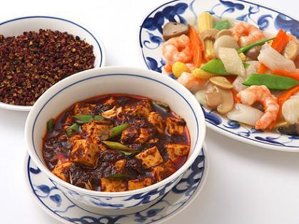 中国名菜 陳麻婆豆腐 image1