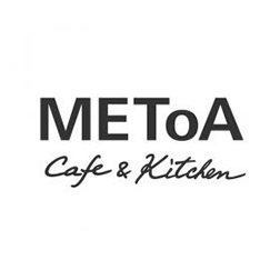 METoA Cafe & Kitchen ロゴ