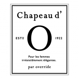 Chapeau d' O ロゴ