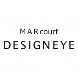 MARcourt DESIGN EYE ロゴ