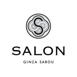 SALON GINZA SABOU ロゴ