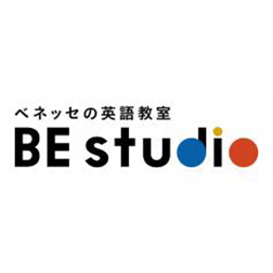 ベネッセの英語教室 BE studio ロゴ