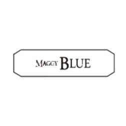マギー ブルー ロゴ