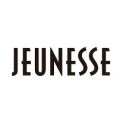 ジュネス 美容室 ロゴ