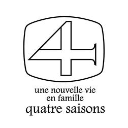 キャトル・セゾンのロゴ