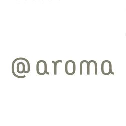 アットアロマ ロゴ