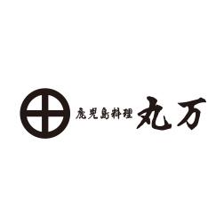 鹿児島料理 丸万 ロゴ