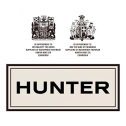 HUNTER ロゴ