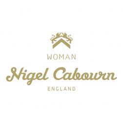Nigel Cabourn WOMAN THE ARMY GYM ロゴ