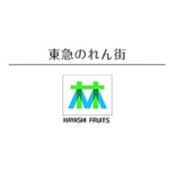 ハヤシフルーツ ロゴ