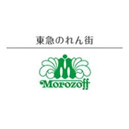 モロゾフ・シルバーミトン ロゴ