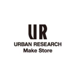 アーバンリサーチメイクストア ロゴ