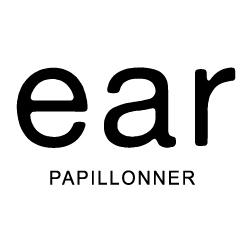 ear PAPILLONNER ロゴ