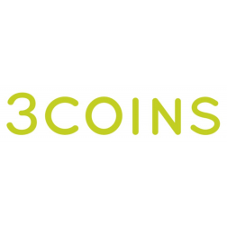 3COINS ロゴ